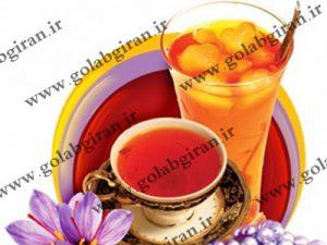 سایت خرید گلاب زعفران