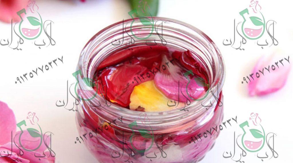 قیمت روغن گل محمدی