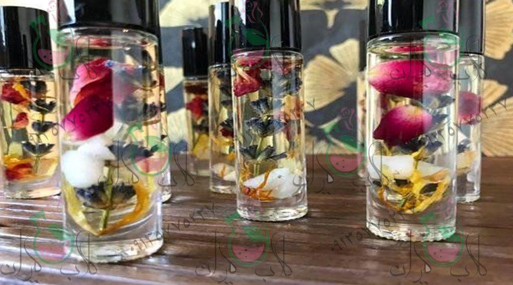 صادرات روغن گل محمدی