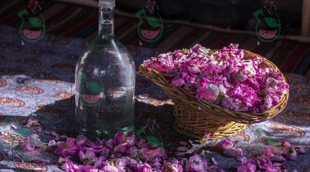گلاب گل محمدی اصل